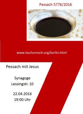 Pessach mit Jeschua