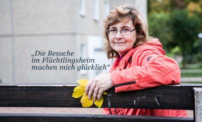 Anke Lorenz: Die Fremdenfreundliche