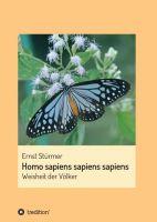 """""""Homo sapiens sapiens sapiens"""" von Ernst Stürmer"""