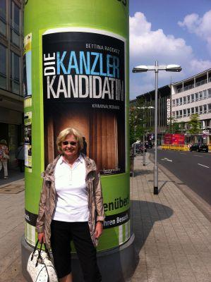 Buchautorin / Bloggerin Bettina Raddatz