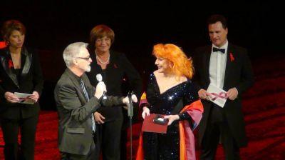 KulturForum Europa sprach der Schauspielerin, Sängerin und Entertainerin ROMY HAAG den European Tolerance Award zu. ...
