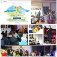 Herbstliches Leseevent in Nagold mit der Vorstellung des Projektes Frieden fühlen