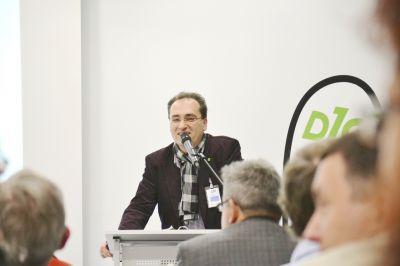 Emanuel Schmidt - Bundesvorsitzender Deutsche Justiz-Gewerkschaft