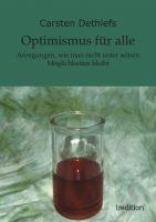 """""""Optimismus für alle"""" von Carsten Dethlefs"""