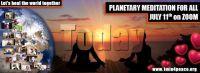 Raelisten bieten weltweite Online-Friedens-Meditation an