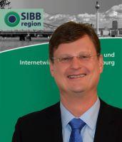 Neuer Netzwerkmanager für SIBB region: Torsten Kaden. Foto: Ines Weitermann/ Presse & Marketing