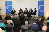 Sven Gösmann, Dr. Carolin Rüger, Gábor Paál, Dr. Wolfgang Schuster, Prof. Dr. Jan Bergmann