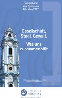 """""""Tagungsband zum Symposion Dürnstein 2017"""" von NÖ Forschungs- und Bildungsges.m.b.H. (NFB) Donau-Universität Krems"""