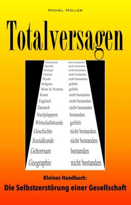 """""""Totalversagen"""" von Michel Müller"""