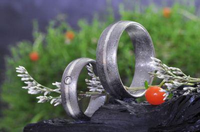 Trauringe für Traurung und Hochzeit