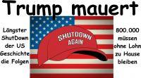 Längster Shutdown der US Geschichte