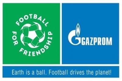 """""""Fußball für Freundschaft"""" ist ein jährlich stattfindendes Sozialprojekt für Kinder. (Quelle: AGT/Football for Friendship)"""