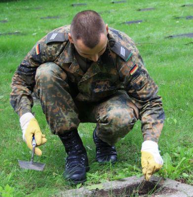 Arbeitseinsatz der Bundeswehr