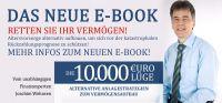 E-Book zur privaten Altersvorsorge, deren Rückzahlungsprognosen und Handlungsalternativen