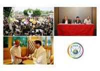 Zwischen Krieg und Frieden: Eine Insel auf dem Weg der Besserung