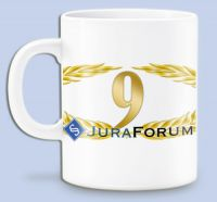 Gratis JuraForum-Tasse ab Montag