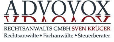 Die ADVOVOX Rechtsanwalts GmbH macht sich für Ihre Rechte als Arbeitgeber oder Arbeitnehmer stark.