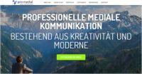 Einen ersten Blick auf das Betastetem(Testversion)unserer neuen Webseite erhalten Sie unter:http://www.pro-medial.de/betaseite1007