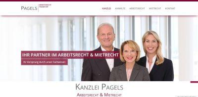 Kanzlei Pagels als Ansprechpartner nach einer Kündigung