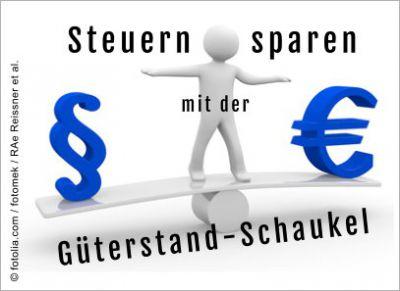 Durch Wechsel der ehelichen Güterstände kann eventuell Schenkungssteuer gespart werden.