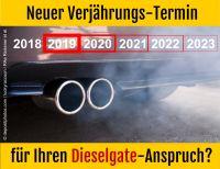 VW-Abgasskandal: Ansprüche Ende 2019 doch noch nicht verjährt?