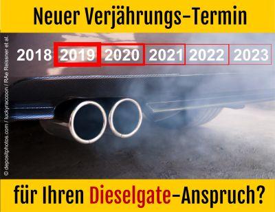 Ob und inwieweit Käufer eines Diesels noch Ansprüche neu geltend machen können, muss weiterhin im Einzelfall überprüft werden.