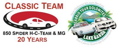 """Die Cabrio Touren von """"Classic Team 850"""""""