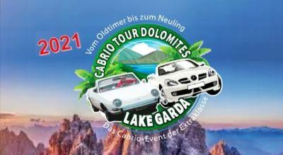 Cabrio Touren in Südtirol