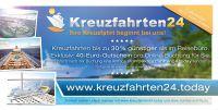 40,- Euro Gutschein für Ihre Kreuzfahrt von www.kreuzfahrten24.today