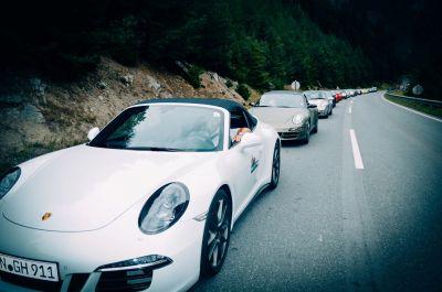 911er-Treffen im Stubaital (© SPA-Hotel Jagdhof)
