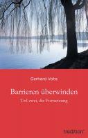 """""""Barrieren überwinden"""" von Gerhard Vohs"""