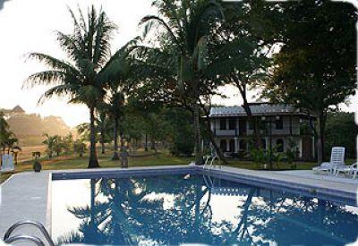 Hotellodge in Costa Rica mit Pool