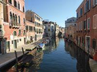 Cannaregio, Stadtviertel in Venedig: Alles ist möglich, Sonne, Nebel, Acqua Alta (Hochwasser)...