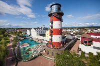 Hafen-Flair im neuen 4-Sterne Superior Hotel  Bell Rock im Europa-Park Foto: Europa-Park
