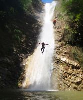 Canyoning Touren mit Outdoorplanet