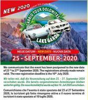 Aktuelle News – 2020 Cabrio tour Dolomites – Lake Garda