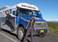 unser Overlandfahrzeug auf Abenteuerurlaub in Alaska