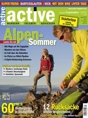Active Alpen-Spezial - ab 27.7. im Handel