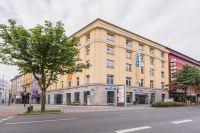 Fassade A&O Dortmund Hauptbahnhof
