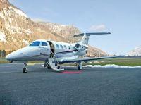 Arcus Air Group erweitert Flotte: zusätzliche EMBRAER  Phenom 100 ab sofort im Einsatz