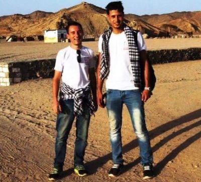 AT-Touren - Erlebe dein Ägypten - Deutsche Private Ausflüge ab Hurghada - Das sind wir Timo Krebs & Mohammed Nazim