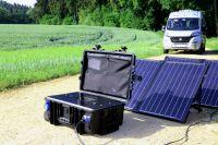 Auch auf Reisen immer sicher, flexibel und umweltfreundlich mit Energie versorgt: SBOX PRO von Tronos
