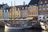 Hafen in Dänemark