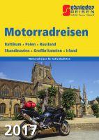 Schnieder Reisen: Eine Vielzahl von Motorradreisen für Nord - und Osteuropa im Programm