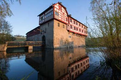 Wasserschloss, Hagenwil © Medienstelle-Thurgau-Tourismus