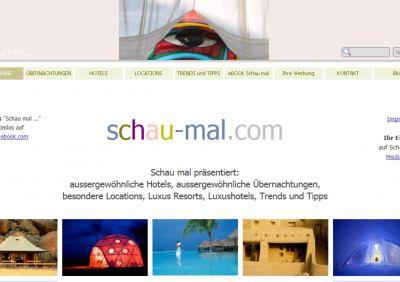 Schau-mal.com, das Portal zum Staunen!