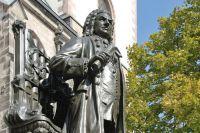 Leipzig ist natürlich eine der Bach-Städte. Hier wirkte der Thomaskantor länger als sein halbes Arbeitsleben.
