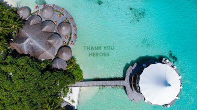 Baros Maldives Hommage an unsere Helden