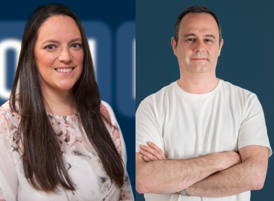 Julia Rey und Neville Isaac, Revenue Manager/Revenue Management Academy Beonprice.
