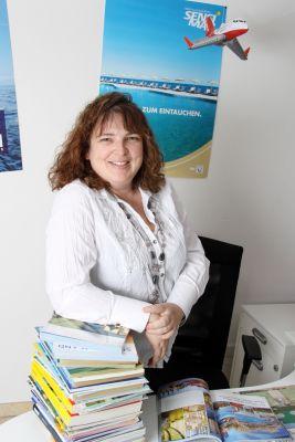 Anke Budde, Inhaberin von Budde Urlaubsreisen und dem Portal www.travelforfamily.de